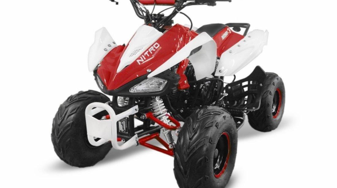 Model Nou: ATV Raptor P7 125 CC  ASPYRE-STRIKE