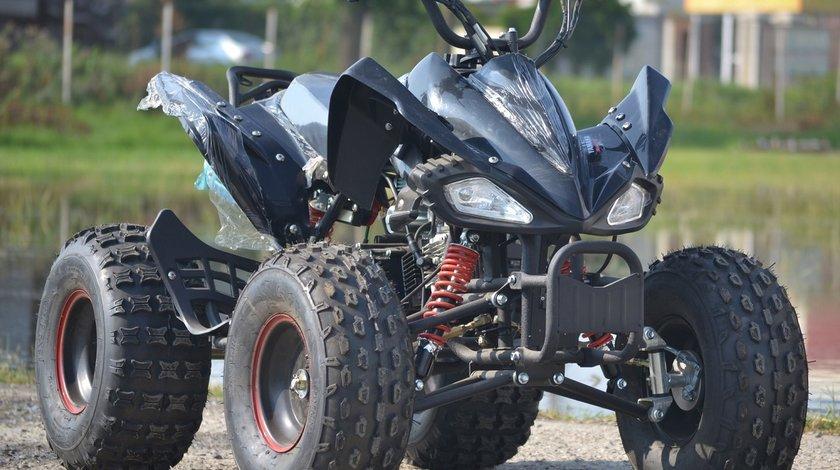 Model Nou: ATV Raptor P7 125 CC  Canicula Te Topeste Oferta Te Racoreste
