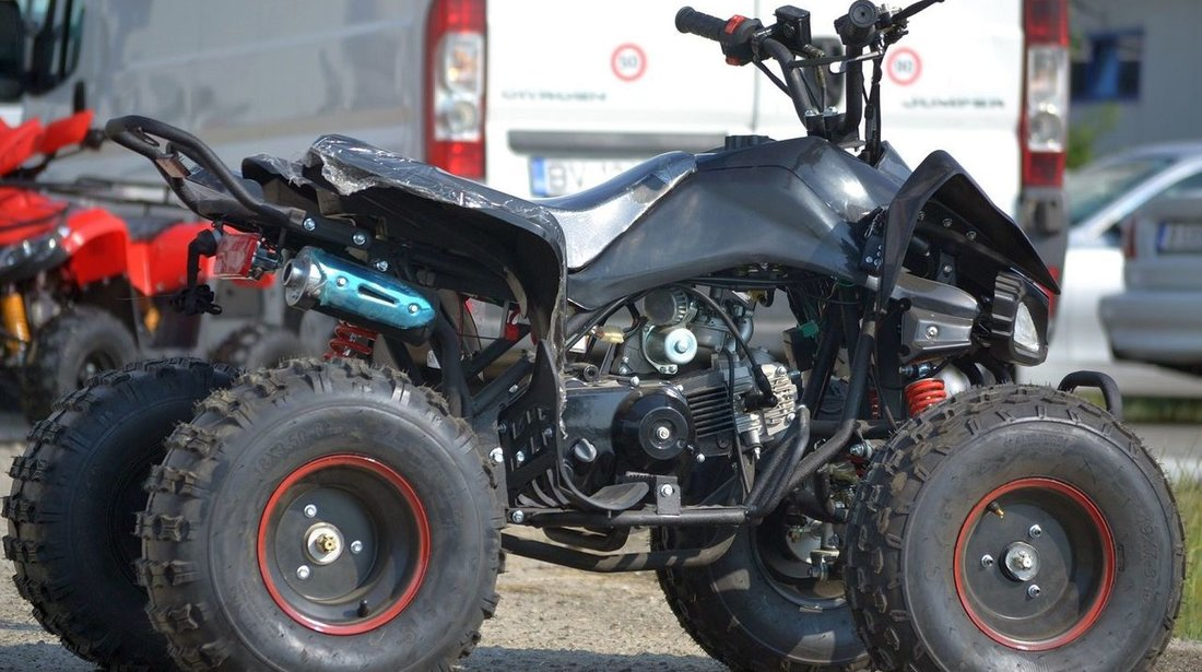 Model Nou: ATV Raptor P7 125 CC   Champion-Off-Road