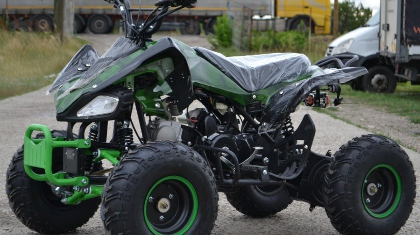 Model Nou: ATV Raptor P7 125 CC   Champion-Strike