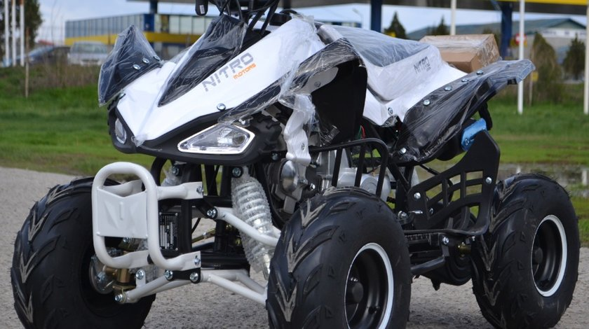 Model Nou: ATV Raptor P7 125 CC Jaguar X-sport
