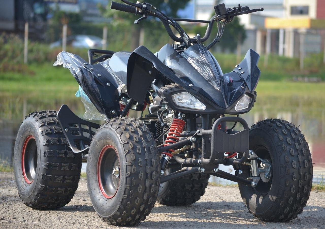 Model Nou: ATV Raptor P7 125 CC Jobber The-World