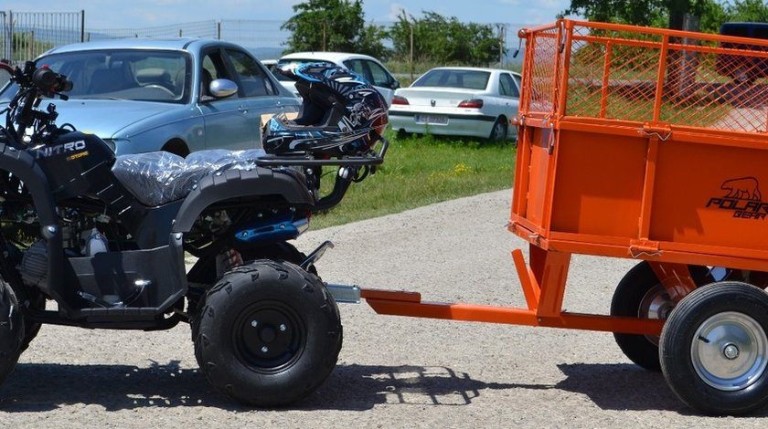 Model Nou: ATV Raptor P7 125 CC Jobber World