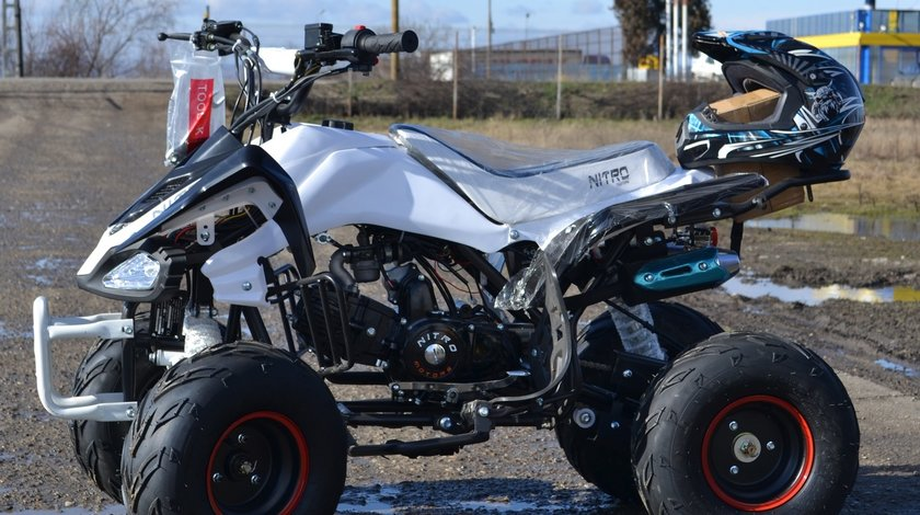 Model Nou: ATV Raptor P7 125 CC  King-Pantera