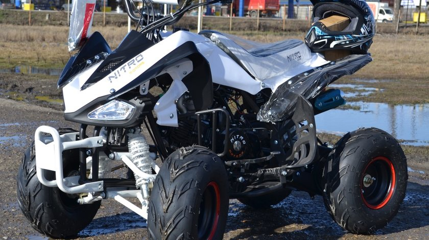 Model Nou: ATV Raptor P7 125 CC Master-King