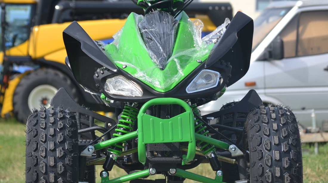 Model Nou: ATV Raptor P7 125 CC MaxForce