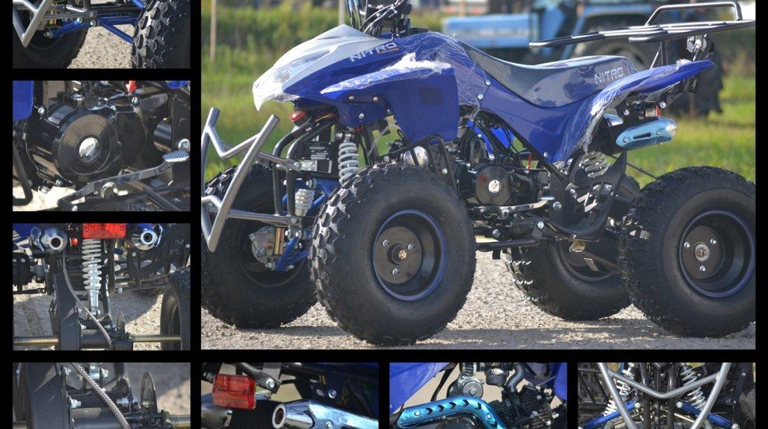 Model Nou: ATV Raptor P7 125 CC   Out-Lander Moto-KXD