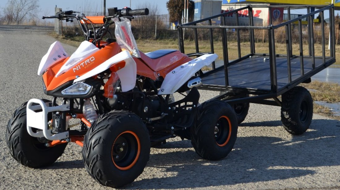 Model Nou: ATV Raptor P7 125 CC   Out-Lander Moto-King