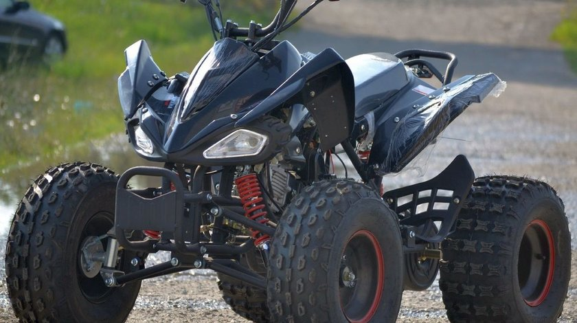 Model Nou: ATV Raptor P7 125 CC   Out-Lander Moto-King