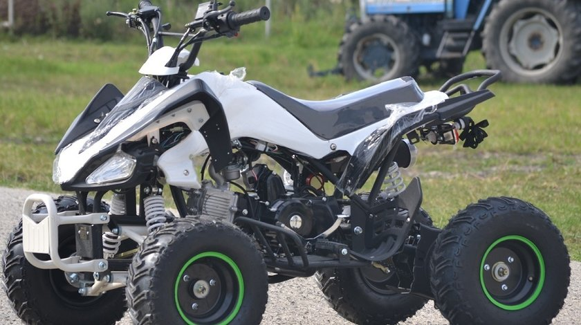 Model Nou: ATV Raptor P7 125 CC  Road-Legal
