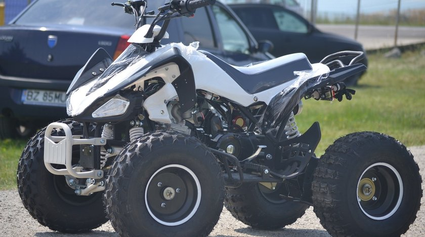 Model Nou: ATV Raptor P7 125 CC  Speedy-Pantera