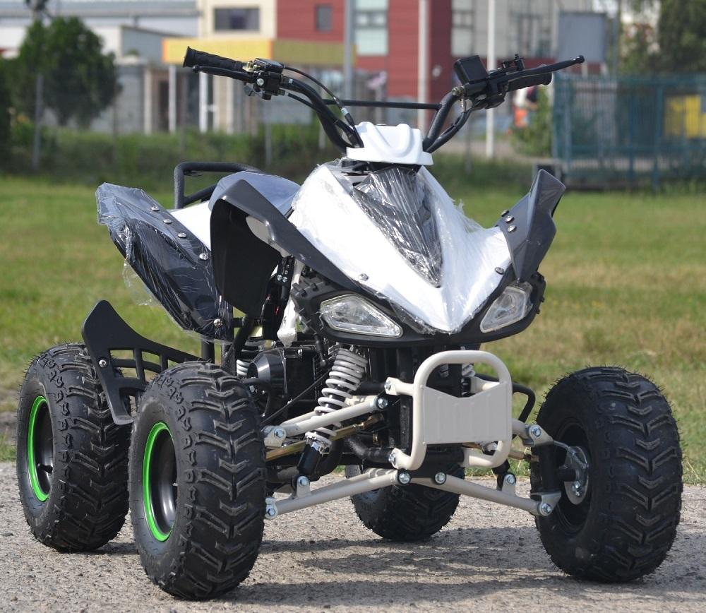 Model Nou: ATV Raptor P7 125 CC  SUPER OFERTA VERII