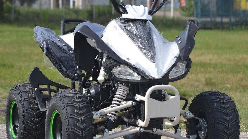 Model Nou: ATV Raptor P7 125 CC  SUPER OFERTA VERII