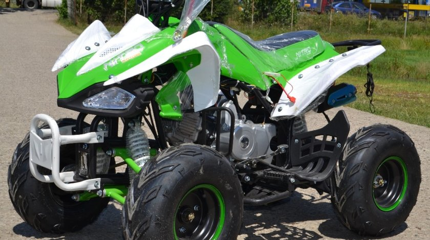 Model Nou: ATV Raptor P7 125 CC WORLD-CHAMPION
