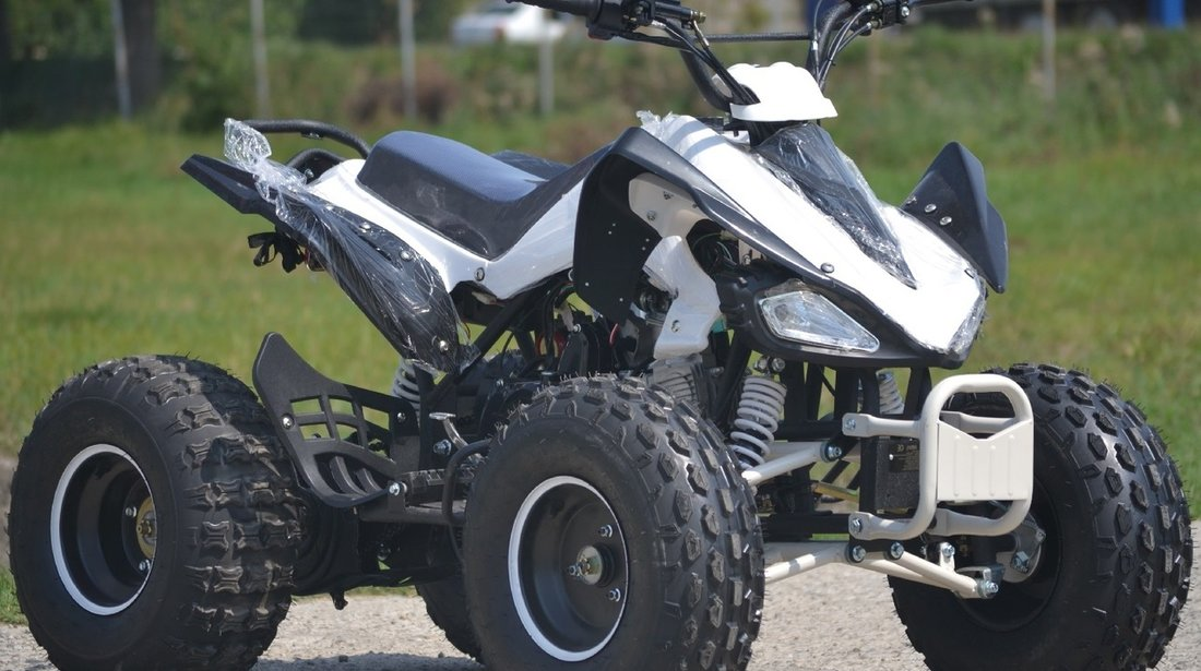 Model Nou: ATV Raptor P7 125 CC Yamaha-KingRoad