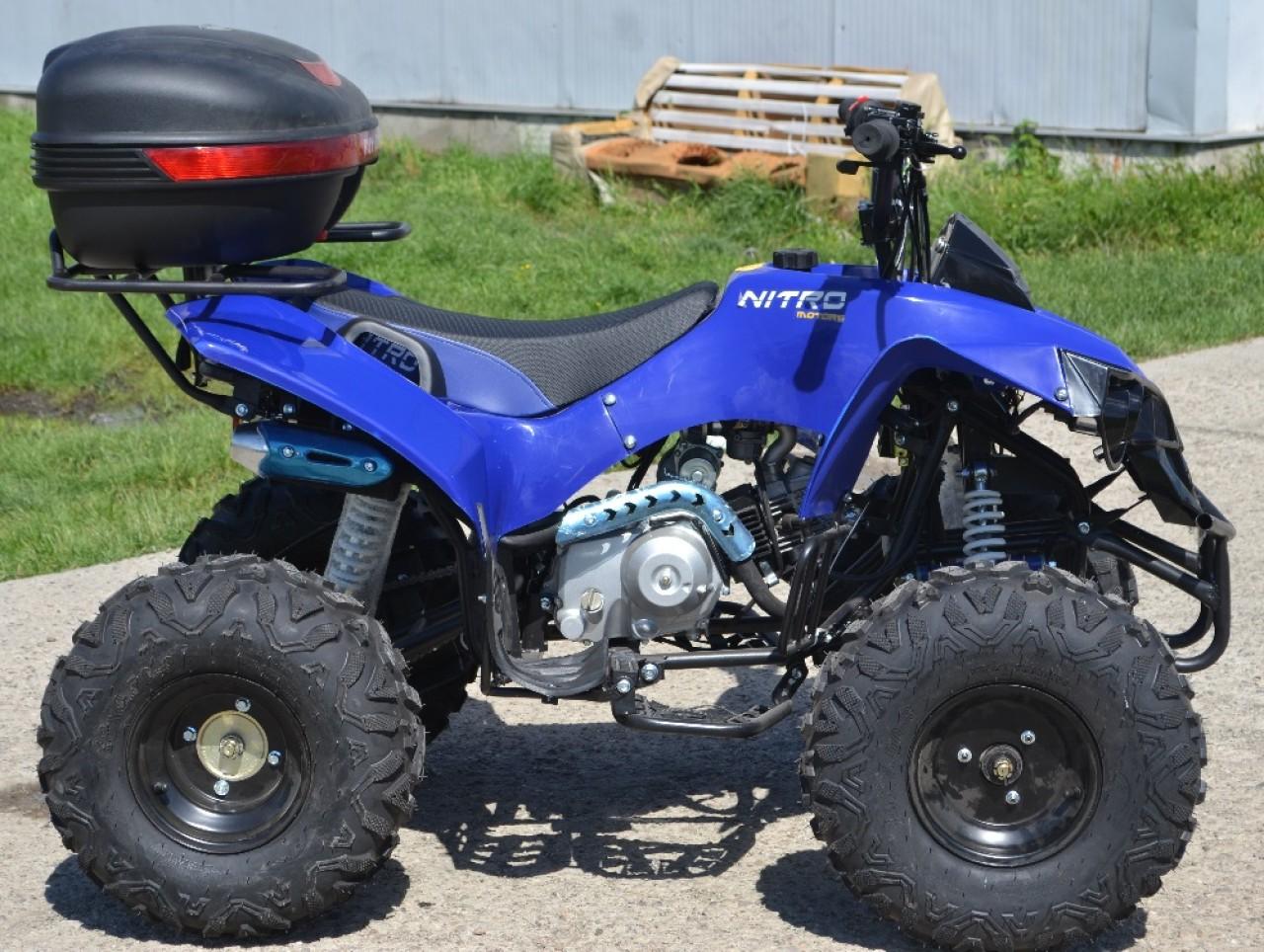 Model Nou:ATV  Renegade 125 CC Jobber World
