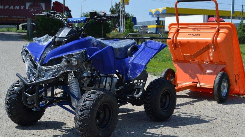 Model Nou:ATV  Renegade 125 CC  NOU +BONUS-TRUSA DE SCULE
