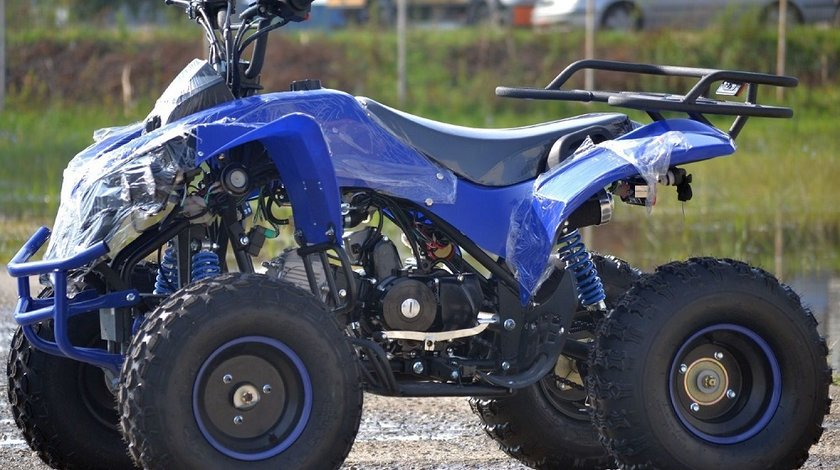 Model Nou:ATV  Renegade 125 CC   Road-Legal