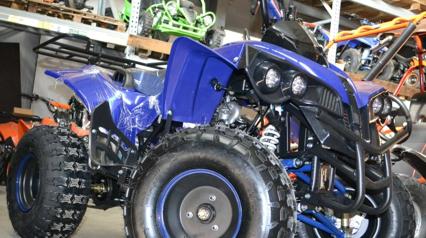 Model Nou:ATV  Renegade 125 CC  Speedy-Pantera