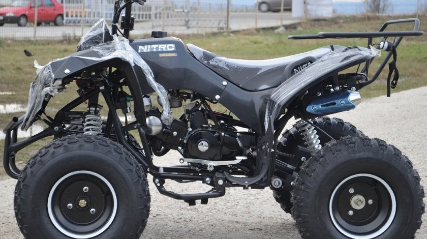 Model Nou:ATV  Renegade 125 CC  Star-Quantum-ZX