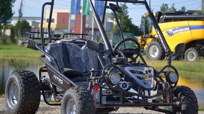 Model Nou:ATV  Renegade 125 CC Strong->Monster