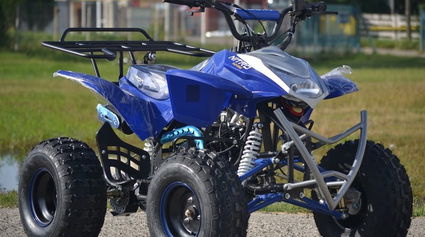 Model Nou: ATV Sport Quad 125CC  Road-Legal