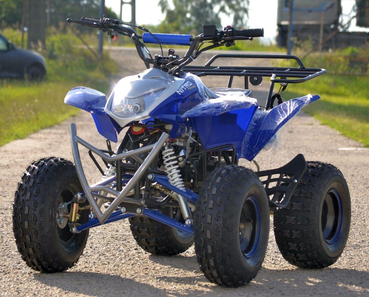 Model Nou: ATV Sport Quad 125CC  SUPER OFERTA VERII