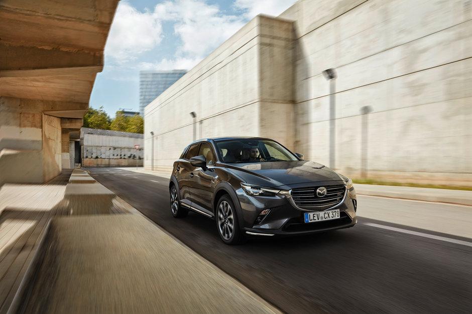 Modele Mazda