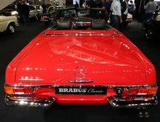 Modele Mercedes restaurate de Brabus Classic