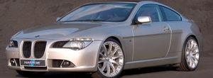 Modelul care a prezis viitorul. Cum arata Hartge 645Ci 5.1, primul BMW modern cu grila verticala