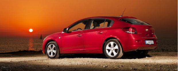 Modelul Cruze hatchback, o oferta unica in segmentul compact