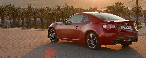 Modelul sportiv realizat de Toyota si BMW va fi lansat la toamna