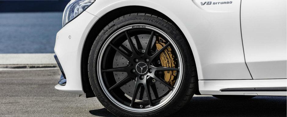 Modificari importante pentru cea mai cunoscuta masina din gama AMG. Noua versiune are cutie automata cu noua trepte de viteza