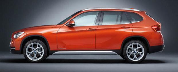 Modificari importante pentru noul BMW X1