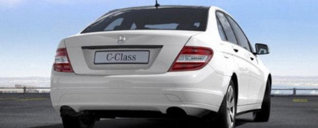 Modificari subtile pentru C-Class