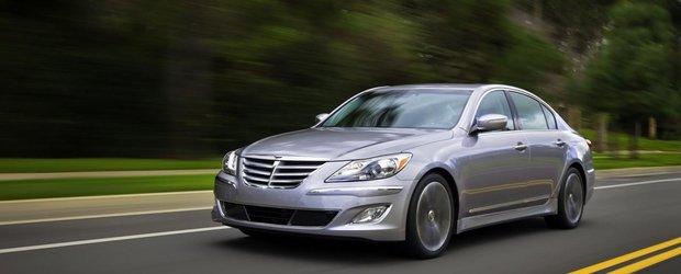 Modificari subtile pentru Hyundai Genesis
