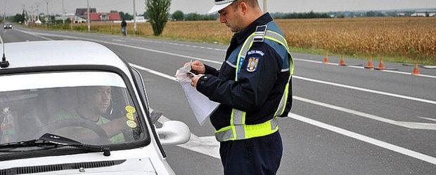 Modificarile noului Cod Rutier: adio carnet daca nu-ti platesti amenda si adio masini inmatriculate in Bulgaria