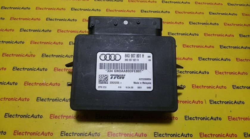 Modul ABS Audi Q5 A4 2.0TDI 2009-2015 8K0907801H