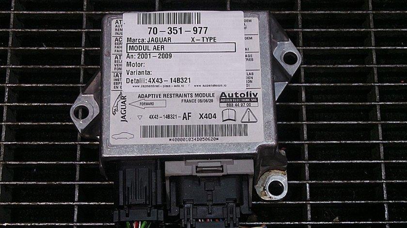 MODUL AER JAGUAR X-TYPE X-TYPE 2.0 TDCI - (2001 2009)