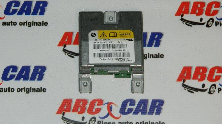 Modul airbag BMW Seria 5 E60 / E61 cod: 6577 6940298 model 2007