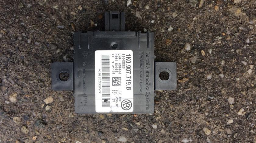 Modul alarma 1K0907719B Audi A3 8P/8PA [facelift] [2004 - 2008] Sportback hatchback 5-usi 1.6 MT (102 hp) 1.6 - BGU