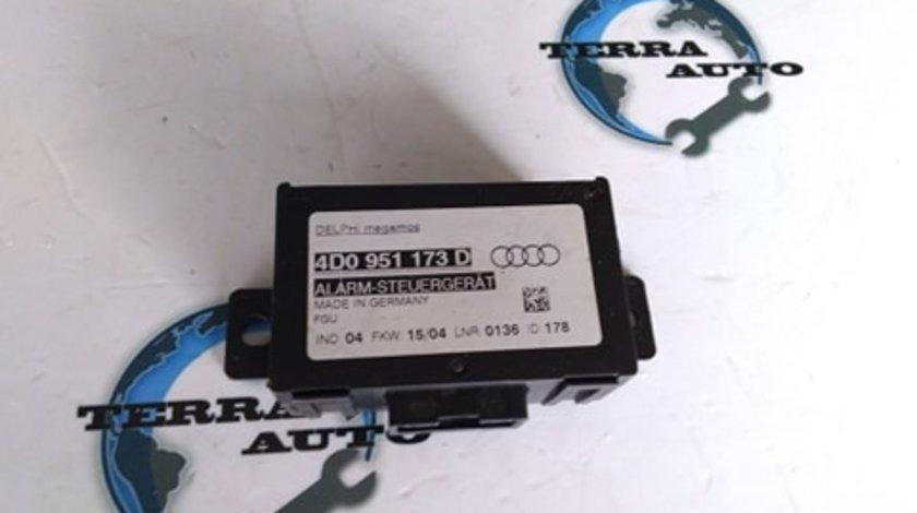 Modul alarma Audi A6 C5 cod 4D0951173D