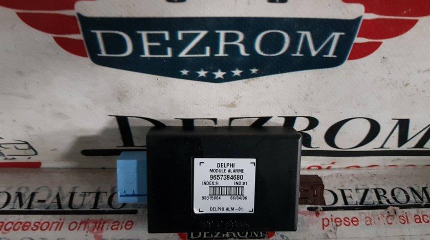 Modul alarma Citroen C3 9657384680
