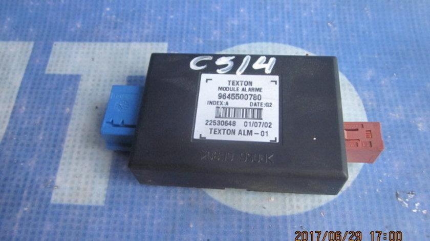 Modul alarma Citroen C5 : 9645500780