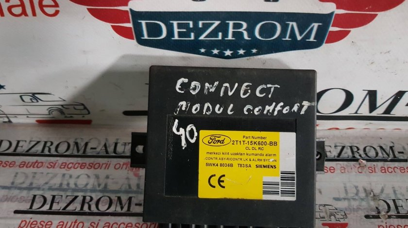 Modul alarma Ford Transit 5wk48036b