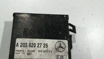 Modul Alarma Mercedes C Class W203 Cod A2038202726