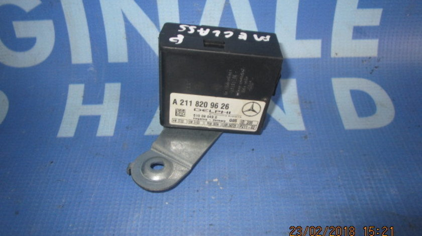 Modul alarma Mercedes E240 W211 ; A2118209626