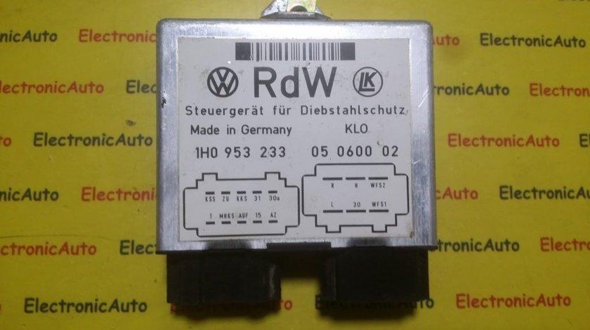 Modul Alarma VW Golf 3 1H0953233, 05060002