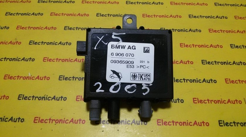 Modul Amplificator antenă BMW X5, E53 6906070, 6 906 070