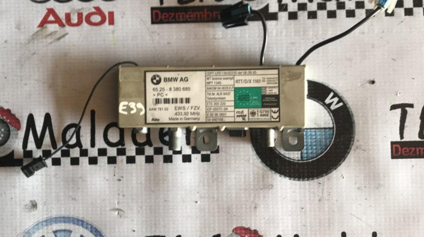 Modul amplificator antena BMW E39 seria 5 8380685